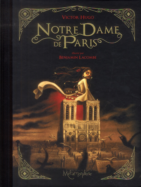 Notre-Dame De Paris ; Coffret
