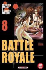 Vente EBooks : Battle Royale T08  - Koushun Takami