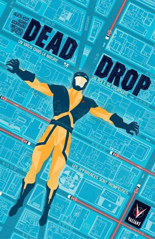 Dead drop ; un virus de la nature