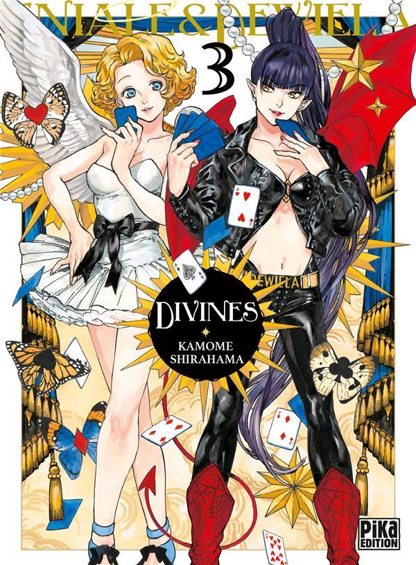 Divines ; Eniale & Dewiela t.3