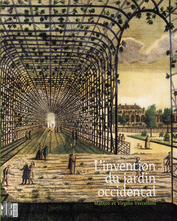 l'invention du jardin occidental