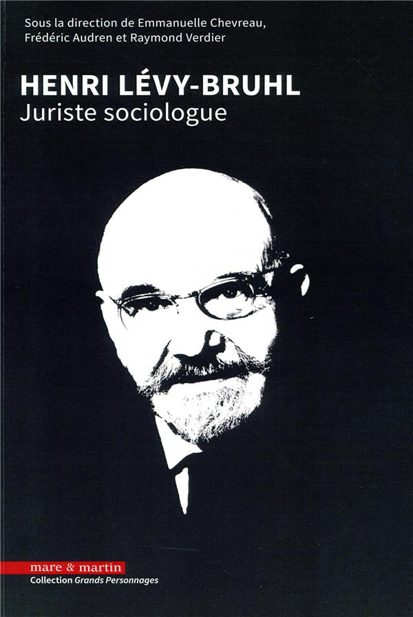 Henri Lévy-Bruhl juriste sociologue