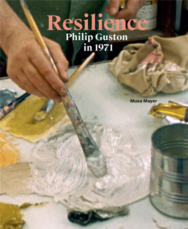 Resilience philip guston in 1971