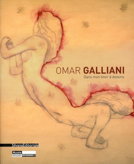 Omar Galliani ; dans mon tiroir à dessins