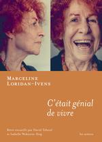 Vente Livre Numérique : C'était génial de vivre  - David Teboul - Marceline Loridan-ivens - Isabelle Wekstein-steg