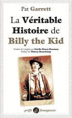 Couverture de La véritable histoire de Billy the Kid
