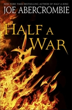 Vente EBooks : Half a War  - Joe Abercrombie