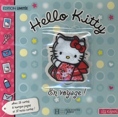 Hello Kitty en voyage !