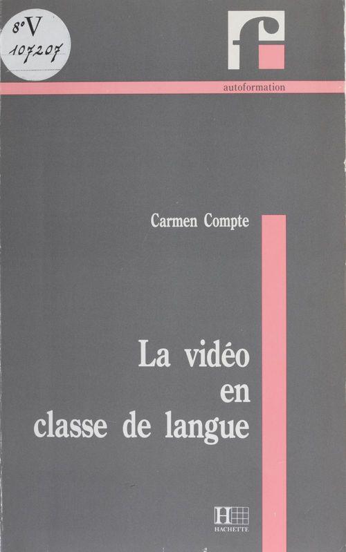 La video en classe de langue