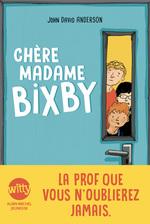 Vente Livre Numérique : Chère madame Bixby  - John David Anderson