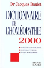 Dictionnaire de l'homeopathie 2000