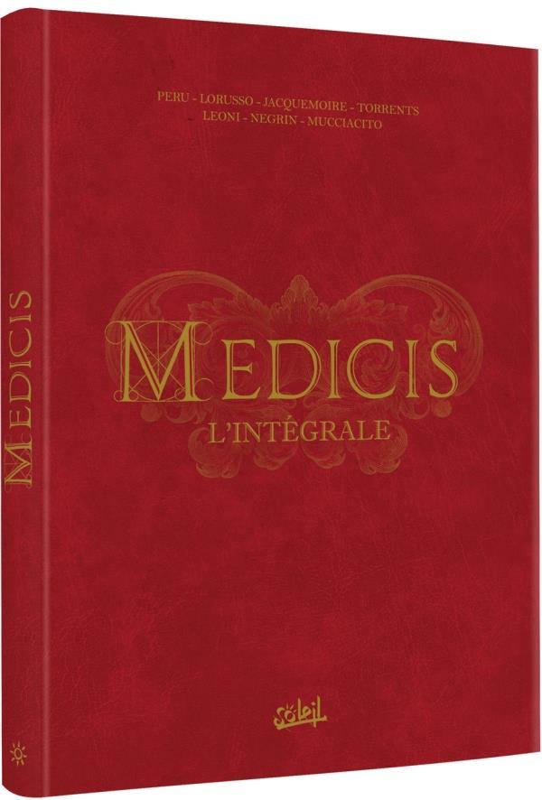 Médicis ; Intégrale t.1 à t.5