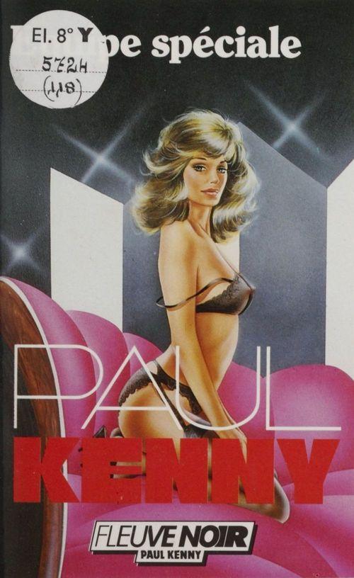 Paul Kenny : Équipe spéciale  - Paul Kenny