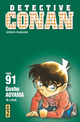 Détective Conan T.91