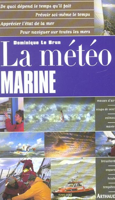 La meteo marine