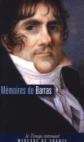 Mémoires de Barras