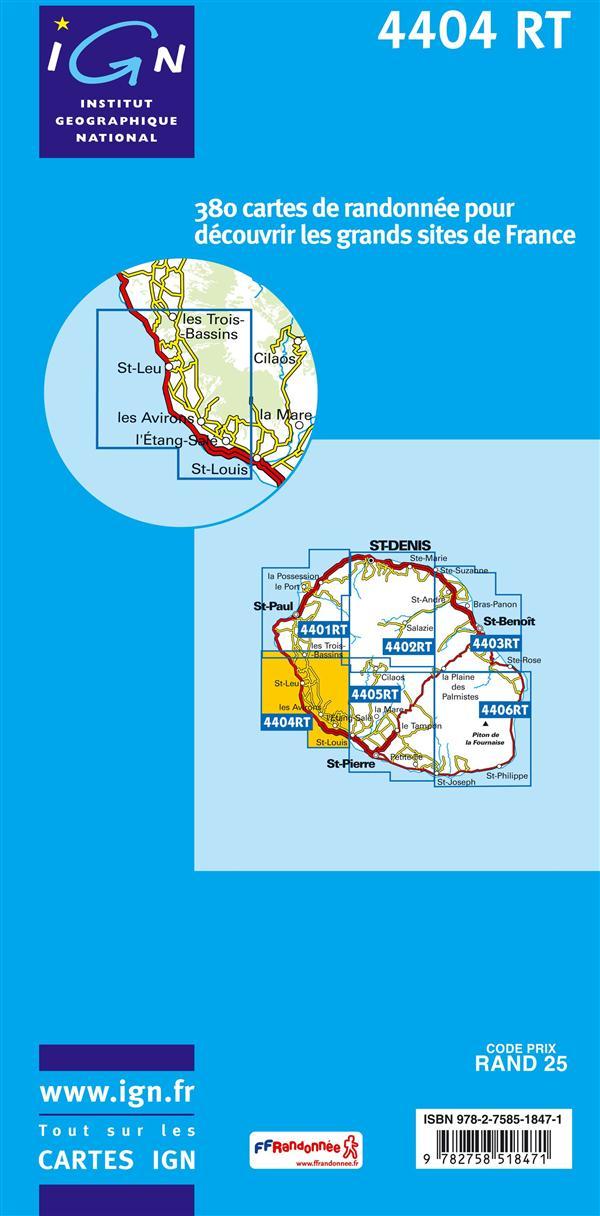 4404RT ; St-leu ; île de la Réunion ; l'étang salé
