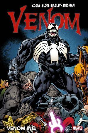 Venom T.2 ; Venom inc.