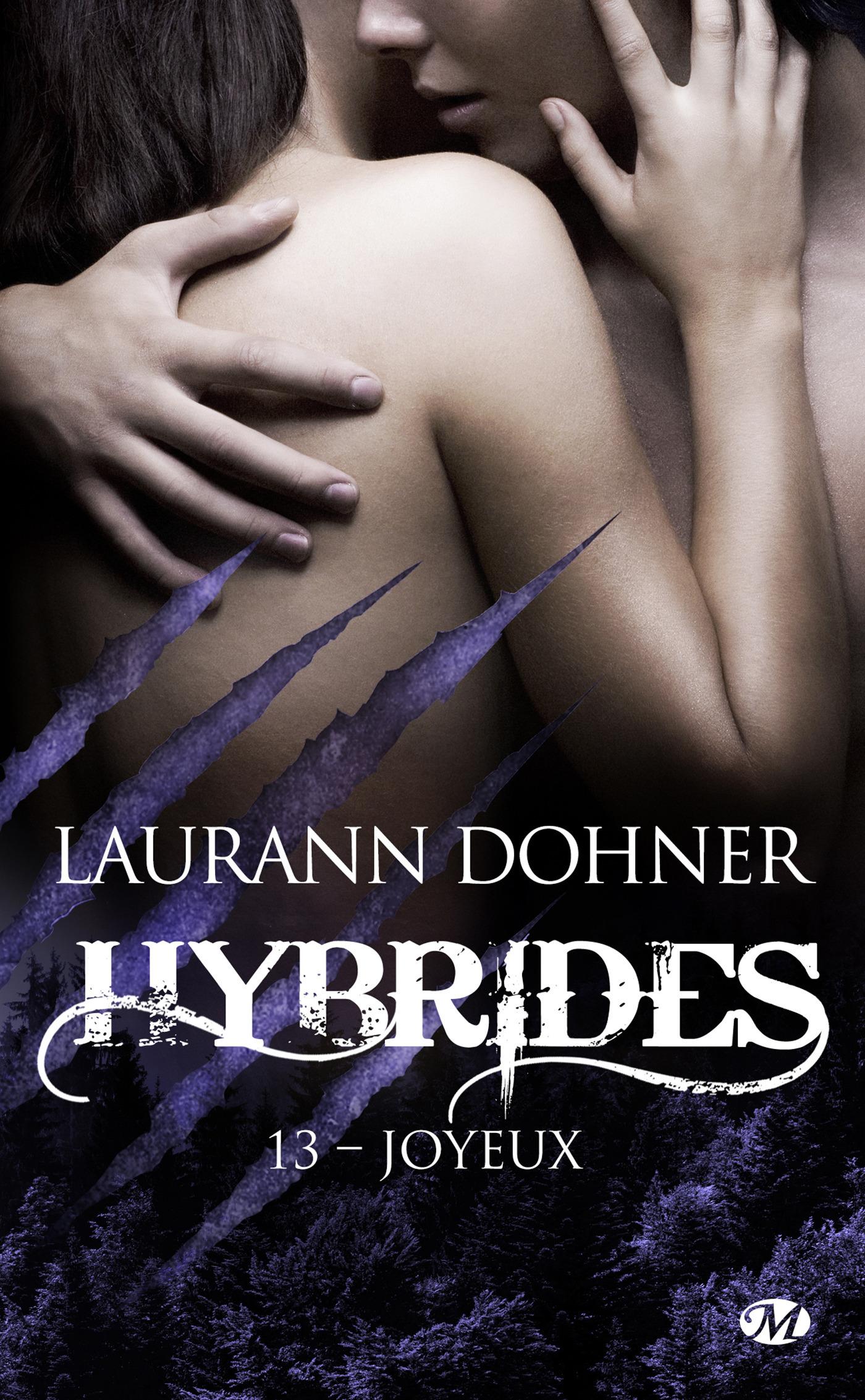 hybrides t.13 ; joyeux