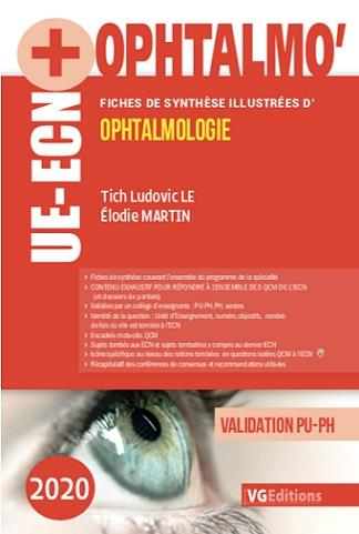 Ue-ecn+ ophtalmologie