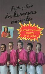Vente Livre Numérique : La petite Galerie des horreurs musicales  - RAPHAELE VIDALING