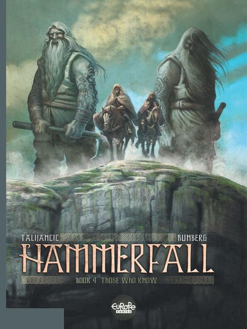 Hammerfall - Tome 4 - Those who know