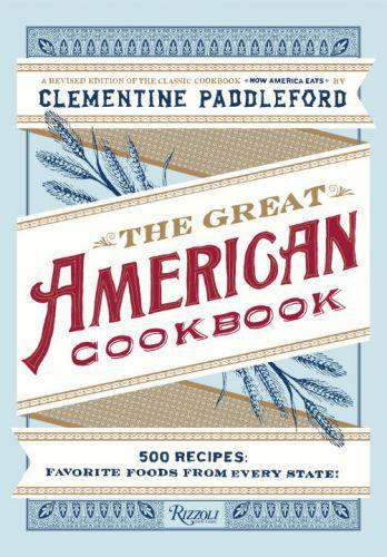 The Great American Cookbook
