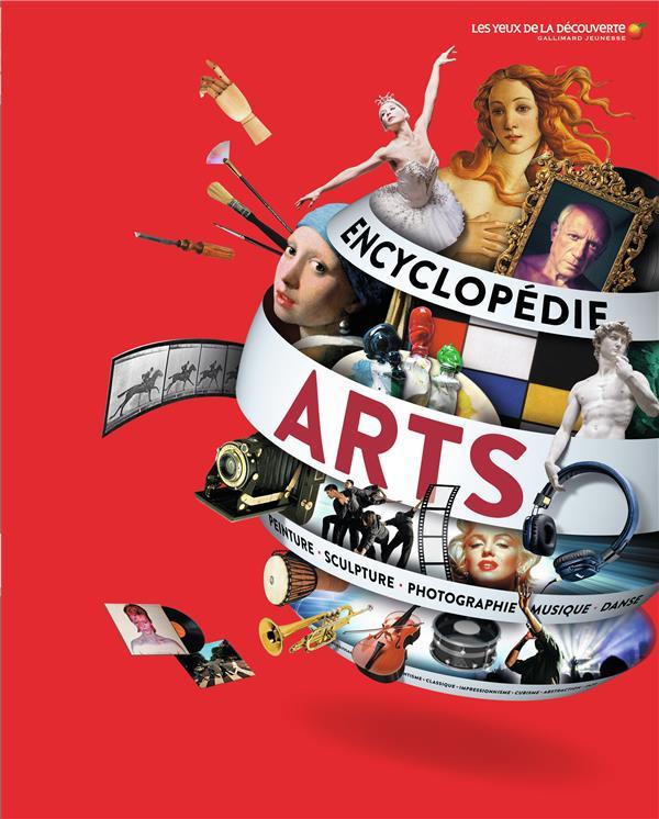 L'encyclopédie des arts