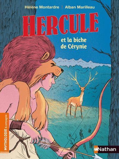 Hercule et la biche de Cerynie