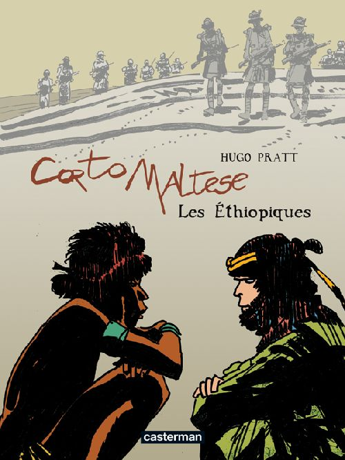 Corto Maltese t.5 ; les Ethiopiques