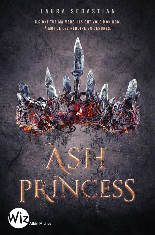 ASH PRINCESS T.1 SEBASTIAN, LAURA