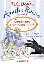 Vente Livre Numérique : Agatha Raisin 24 - Gare aux empoisonneuses  - M. C. Beaton