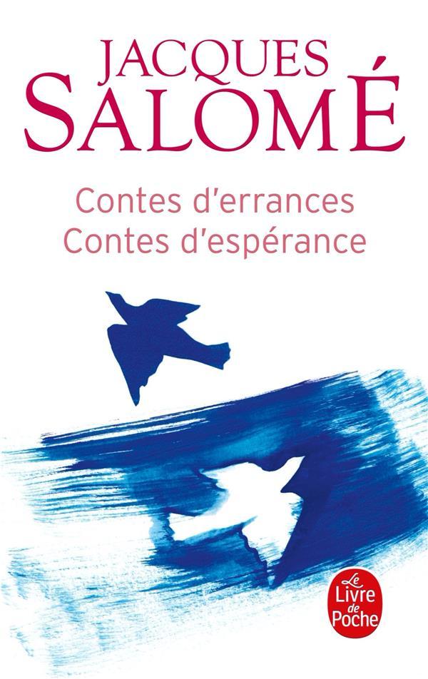 Contes d'errances, contes d'espérances