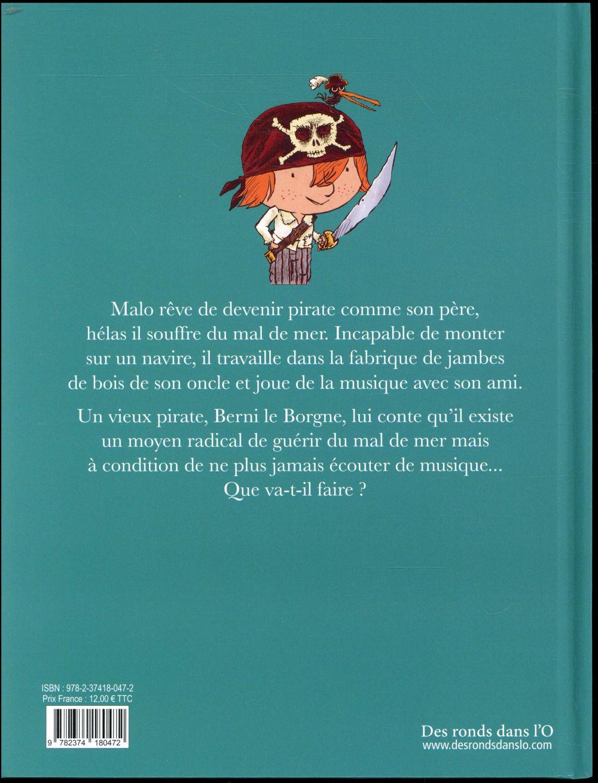 Pirate ! t.1 ; le pirate qui avait le mal de mer