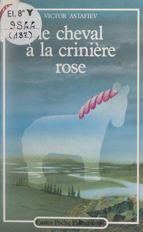 Le cheval à la crinière rose