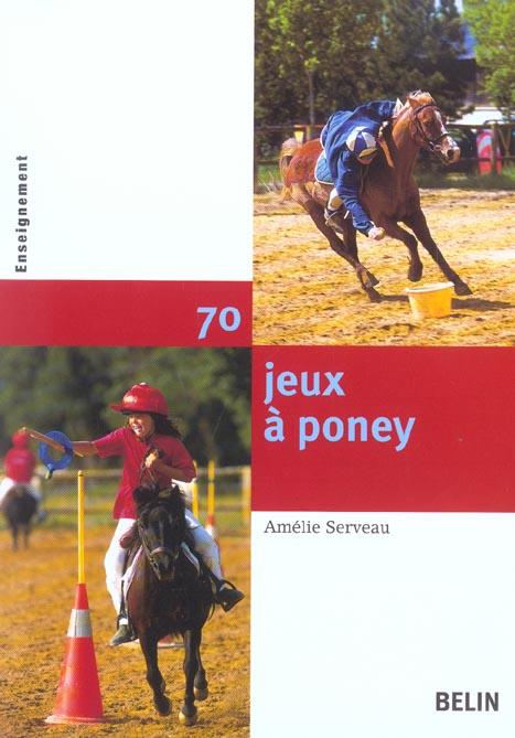 70 jeux à poneys
