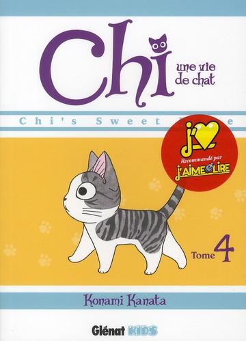 CHI - UNE VIE DE CHAT - TOME 04 KANATA KONAMI