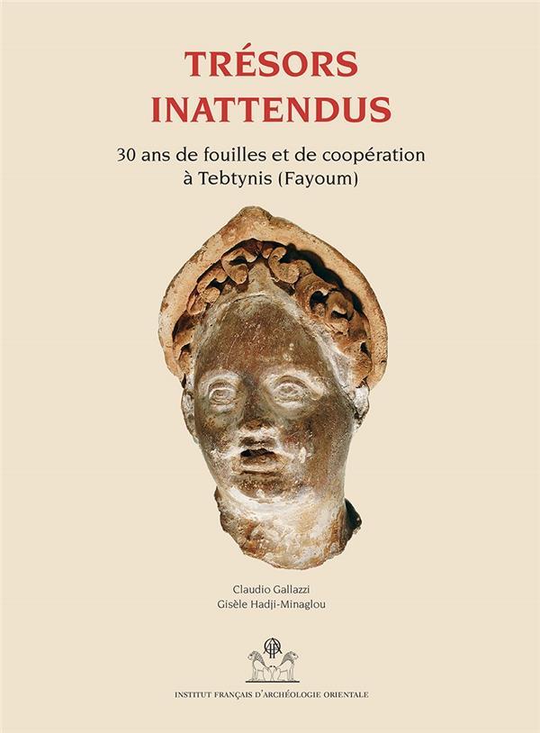 Trésors inattendus ; trente ans de fouilles et de coopération à Umm el-Breigat (Tebtynis - Fayoum)