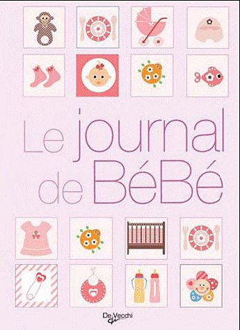 Le Journal De Bebe Fille