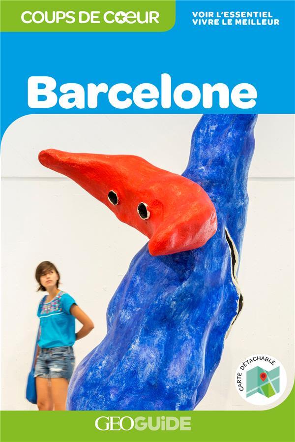 GEOguide coups de coeur ; Barcelone (édition 2020)