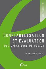 Vente Livre Numérique : Comptabilisation et évaluation des opérations de fusion