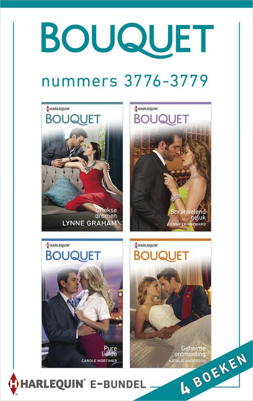 Bouquet e-bundel nummers 3776-3779 (4-in-1)
