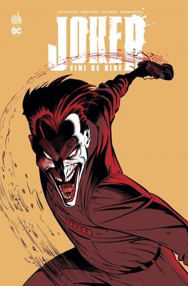Joker ; fini de rire