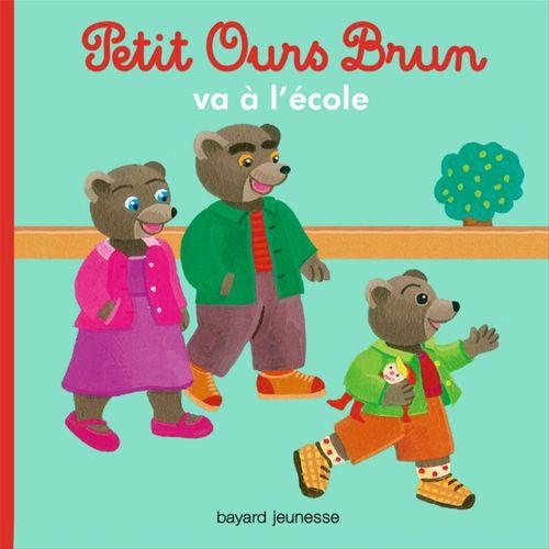 Petit Ours Brun va à l'école