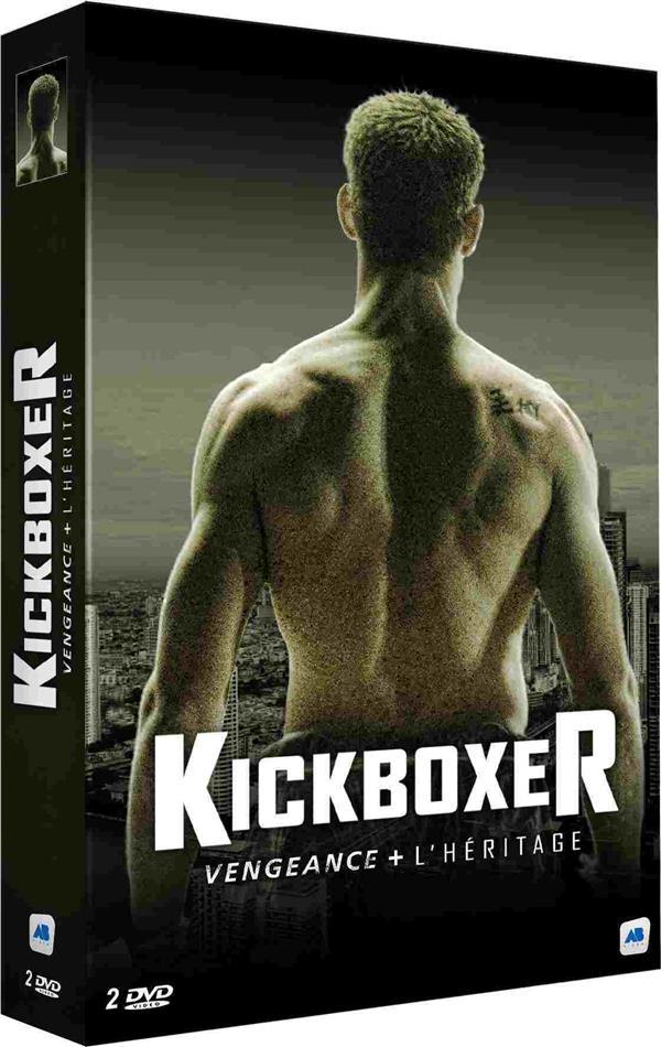 coffret kickboxer 2 films : vengeance ; l'héritage