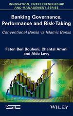 Vente EBooks : Banking Governance, Performance and Risk-Taking  - Aldo Lévy - Chantal Ammi - Faten Ben Bouheni