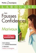Vente EBooks : Les Fausses confidences BAC  - MARIVAUX