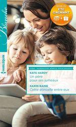 Vente Livre Numérique : Un père pour ses jumeaux - Cette étincelle entre eux  - Kate Hardy - Karin Baine