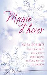 Couverture de Magie d'hiver