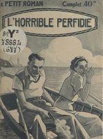 L'horrible perfidie  - Auguste Mario
